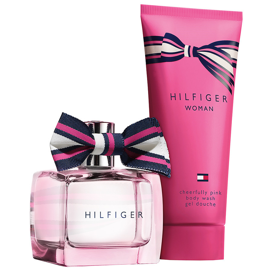 Tommy_Hilfiger-Hilfiger_Woman-Cheerfully_Pink_Set