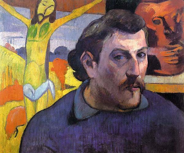 Paul-Gauguin_-autoritratto-1889