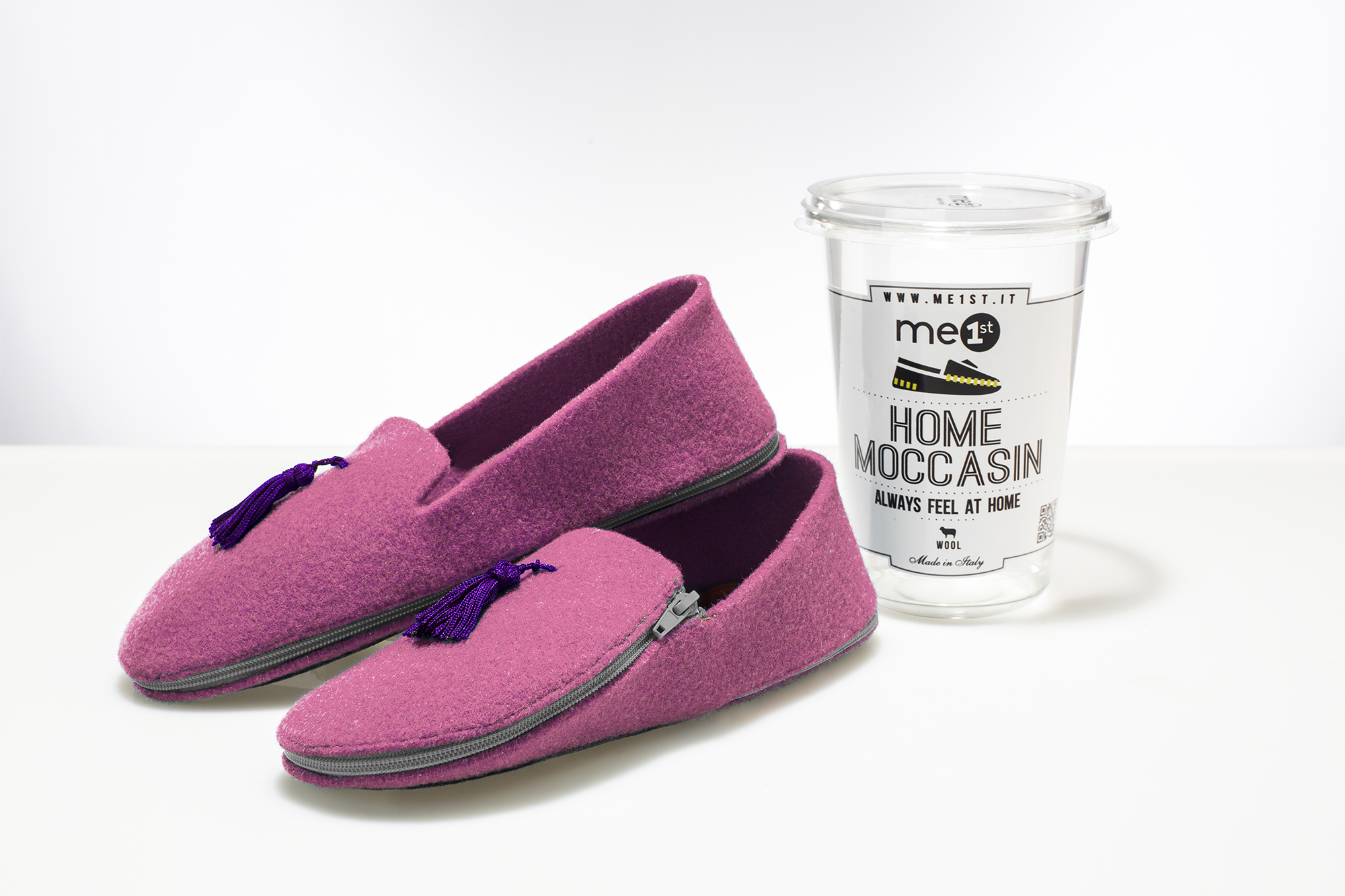 Home Moccasin ORIGINAL + Pack