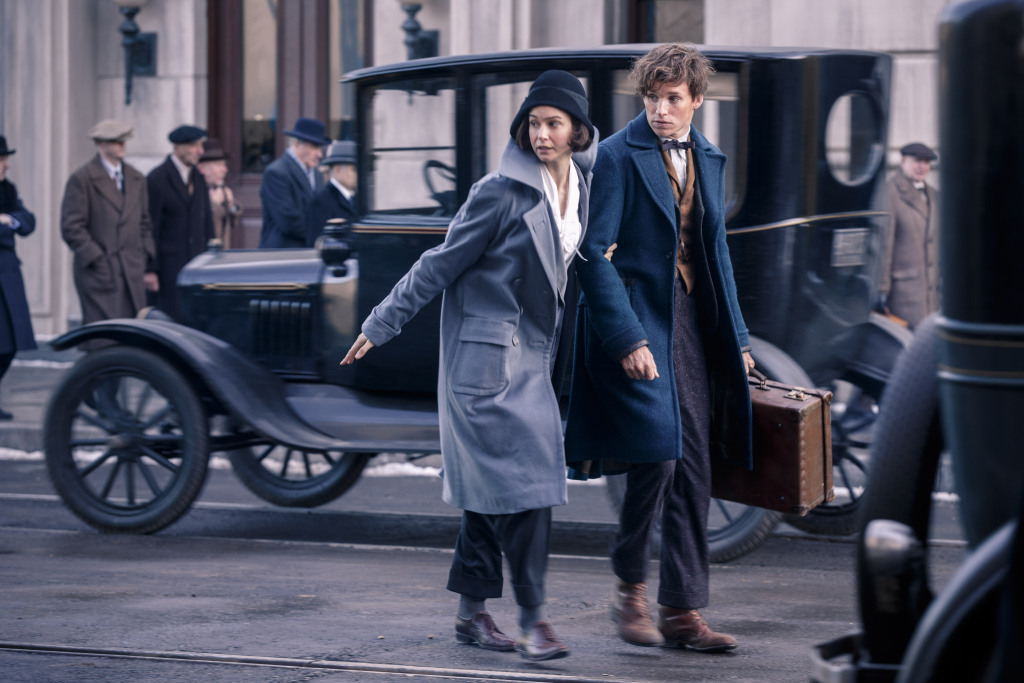 'Fantastic Beasts and Where to Find them' Film - 2016